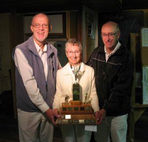 2016 Findlay Memorial Triples Winners